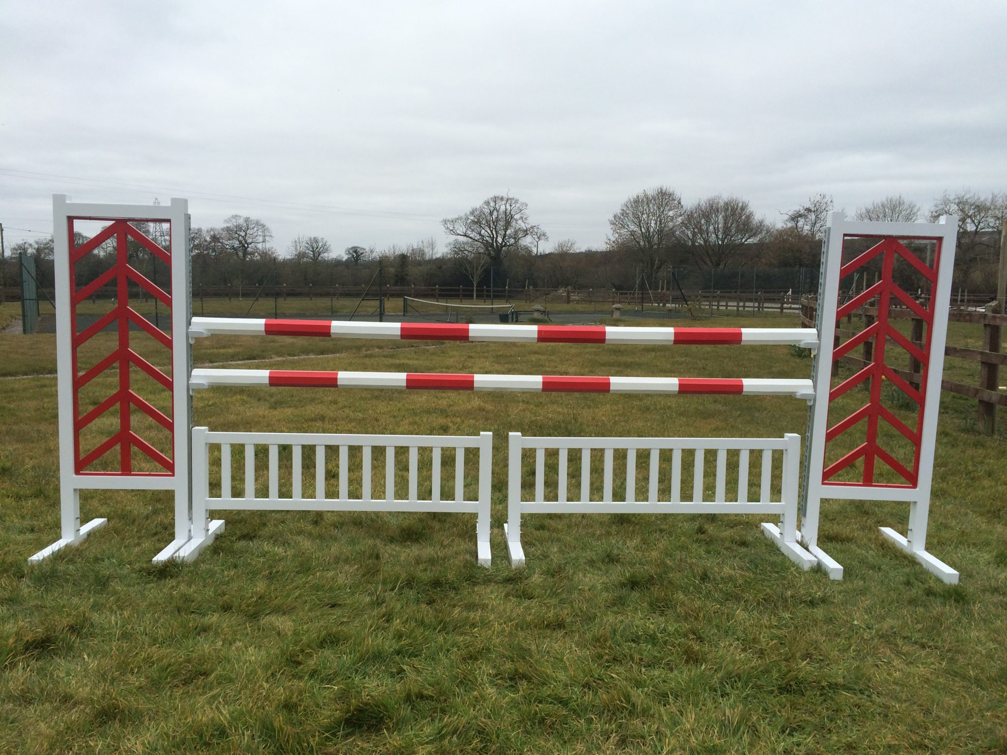 Aluminium Ladder Standing Show Jump Fillers Jp Equestrian Shop High Quality Show Jumps Horse Equipment